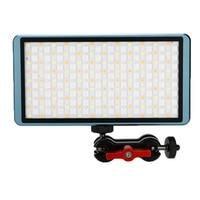 F7 RGB LED Mini Pocket Video Light 12W On Camera Special Effect Lamp PK Manbily Aputure MC Video Photo Photography Lighting