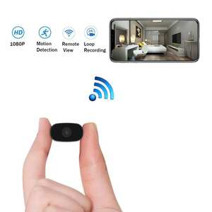 PNZEO Cam Small-Recorder Wifi Super-Mini-Cameras Home-Security-Camera 1080P Wireless