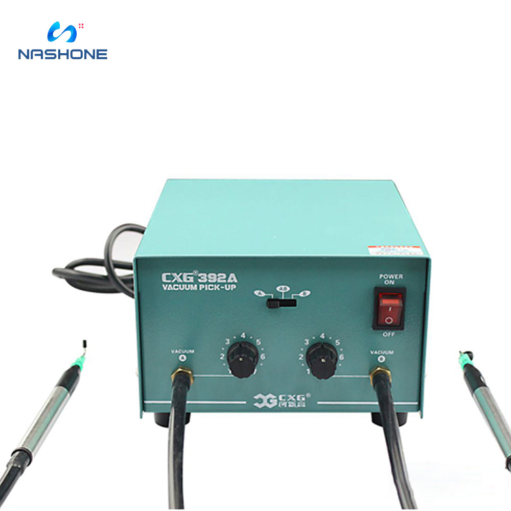 Tools : Nashone 392A Suction Pen BGA Repairing IC Chip SMD SMT Electric Vacuum Pick Up station Welding Auxiliary Tools Load Bearing 130g