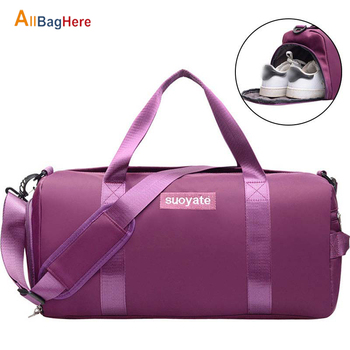 Fitness Yoga Bag Women Men Dry Wet Separation Gym Handbags Outdooor Traveling Camping Gymtas Sport Luggage Crossbody Bags Female - discount item  31% OFF Sport Bags
