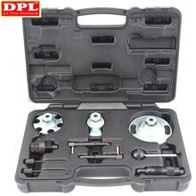 مجموعة أدوات المحرك من أداة توقيت مجموعة ل ترموستات التبريد بالماء لسيارة أودي 2.7 3.0 V6 TDI محرك الديزل