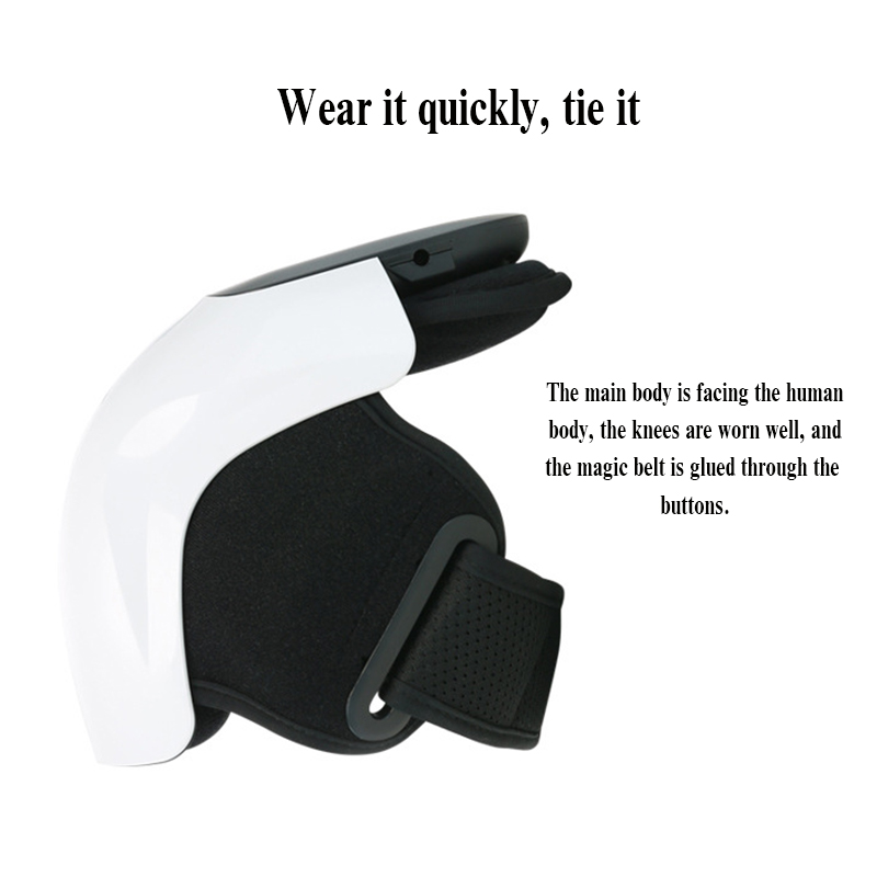 Laser Heated Air Massage Knee Physiotherapy With LCD Dynamic Display For Solve Knee Problems 3