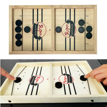 Fast Sling Puck Game Winner  Board-Game Toys Party Fun Family Interactive Toy For Adult Child