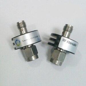 Image 5 - Atténuateur RF SMA atténuation fixe coaxiale ATT: 1 40dB; fréquence Freq: DC 6G; puissance Pwr: 5w 50ohm
