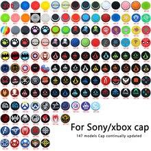 NO.1-19 Thumb Stick-agarres para PS5, PS4 Pro, funda de silicona delgada, palanca analógica, accesorios para Xbox, PS3, PS4