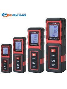 TECLASER Laser Meter Laser Distance measurre 40M Digital Tape Measuring Device Distance