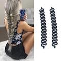 3 шт., зажим для плетения кос для волос