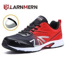 Oddychające buty wrok męskie obuwie ochronne lekkie buty stalowa nasadka na palec męskie buty niezniszczalne buty odporne na przebicie praca Sneake