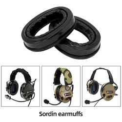 Silicone Ear Cups for MSA Sordin Tactical Headsets,Comfort Replacement Sordin Earmuffs