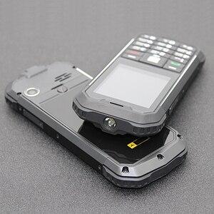 Image 4 - الأصلي AGM M3 IP68 مقاوم للماء للصدمات هاتف محمول وعر لوحة مفاتيح روسية FM المزدوج سيم 1970mAh فتح GSM في الهواء الطلق الهاتف المحمول