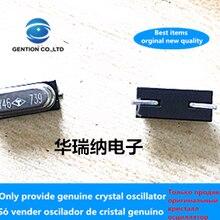 20-50pcs 100% orginal new XJHCECNANF-7.68MHZ 7.68M 7.680MHZ  Passive SMD Crystal HC-49SMD 49SMD