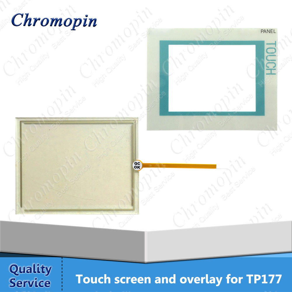6AV6 642-0AA11-0AX1 Touch Screen Glass for SIEMENS TP177A 6AV6642-0AA11-0AX1