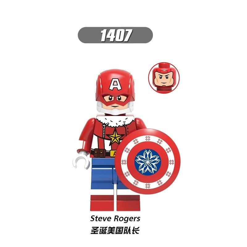 1407(圣诞美国队长-Steve Rogers)