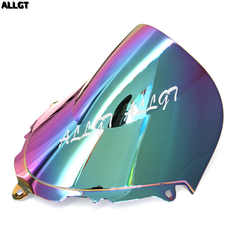 ALLGT Windshield Windscreen Wind Deflectors for <font><b>Suzuki</b></font> <font><b>GSX600F</b></font> GSX750F 1998 <font><b>1999</b></font> 2000 2001 2002 2003 2004 2005 2006 2007 2008 image