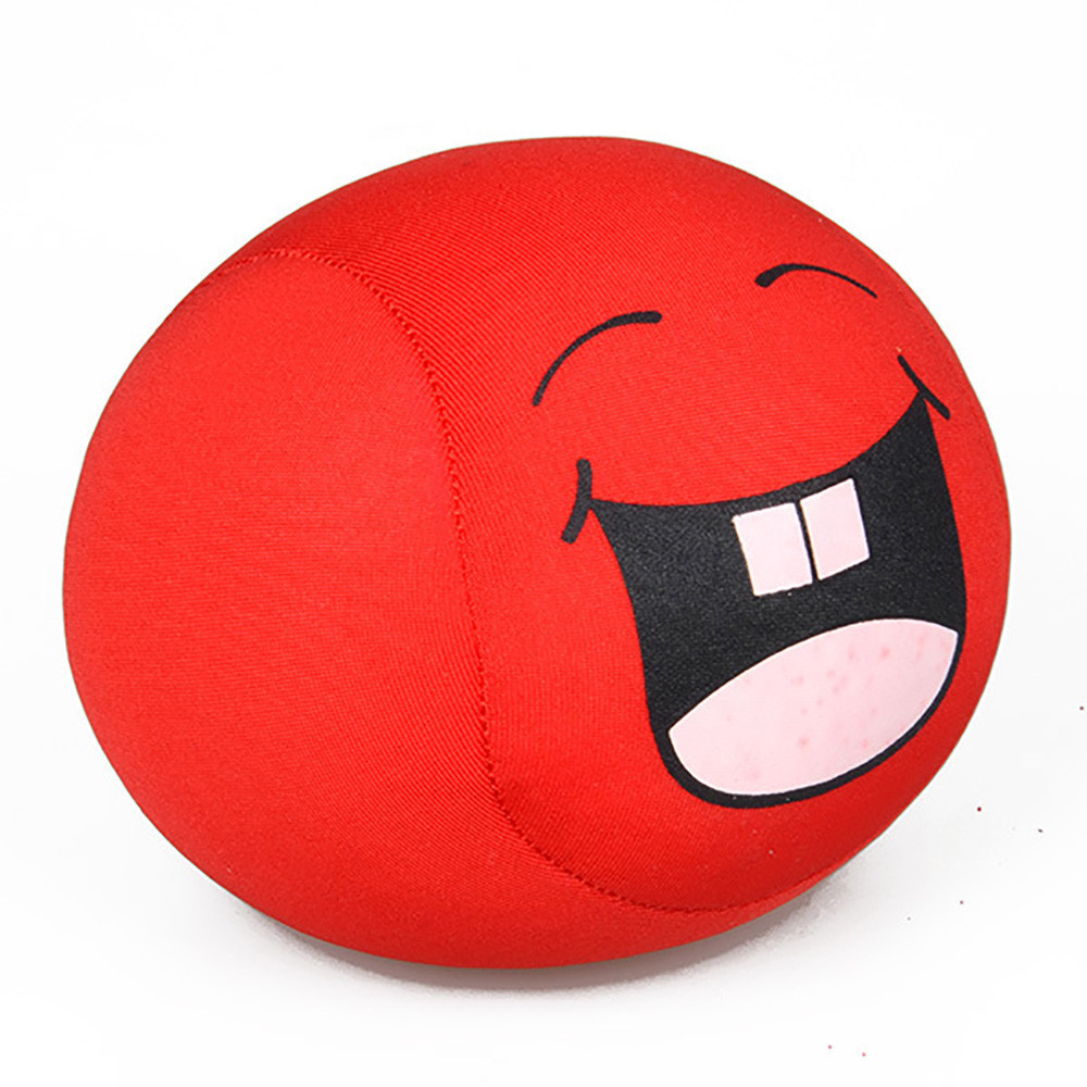 Cute Stress Ball Humorous Face Slow Rising Soft Anxiety Relief Stress Ball Fun Antistress Toy Decompression Slow Rebound Toy #A