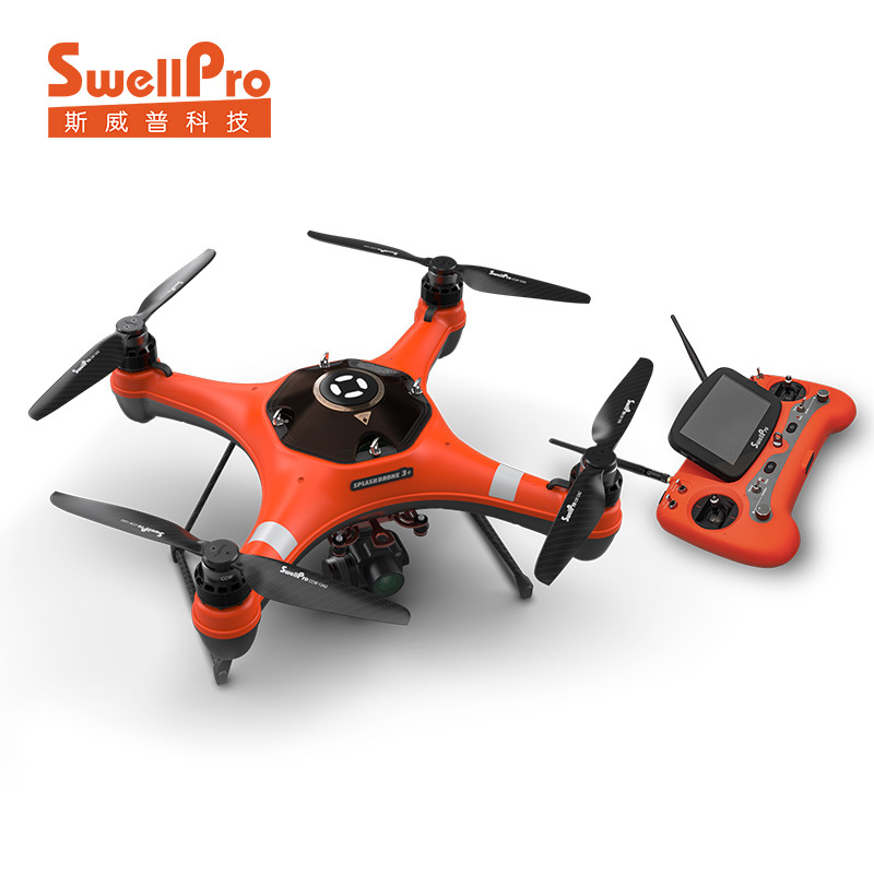 Si Wei's Swellpro Splash Sailor 3 + Fishing Version Flagship Class Waterproof Unmanned Aerial Vehicle Latest Upgrade Section