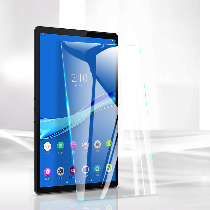 Tempered Glass Film For Lenovo Tab M10 FHD Plus 10.3 TB-X606F TB-X606X Steel Film Tablet Screen Protection Toughened