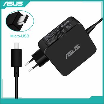 19V 1 75A 33W micro-usb zasilacz sieciowy ładowarka zasilająca do ASUS Eeebook X205 X205T X205TA E202 E202SA E205SA ładowarka do laptopa tanie i dobre opinie NONE CN (pochodzenie) 19 v Dla asus 33W Laptop AC adapter Other