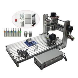 Fresadora CNC 3060 en fresadoras de madera Mini DIY3060, puerto USB Mach3, máquina de tallado de madera y aluminio, fresadora CNC