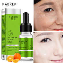 MABREM VC Serum Rejuvenation Effective Anti-wrinkle Wrinkle Moisturizing Whitening Repair Serum Facial Acne Shrink Pore Care