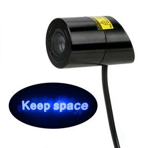Image 5 - FORAUTO voiture LED lumière de Projection avertissement Laser queue Logo projecteur Auto frein lampe de stationnement arrêt garder espace signe voiture style