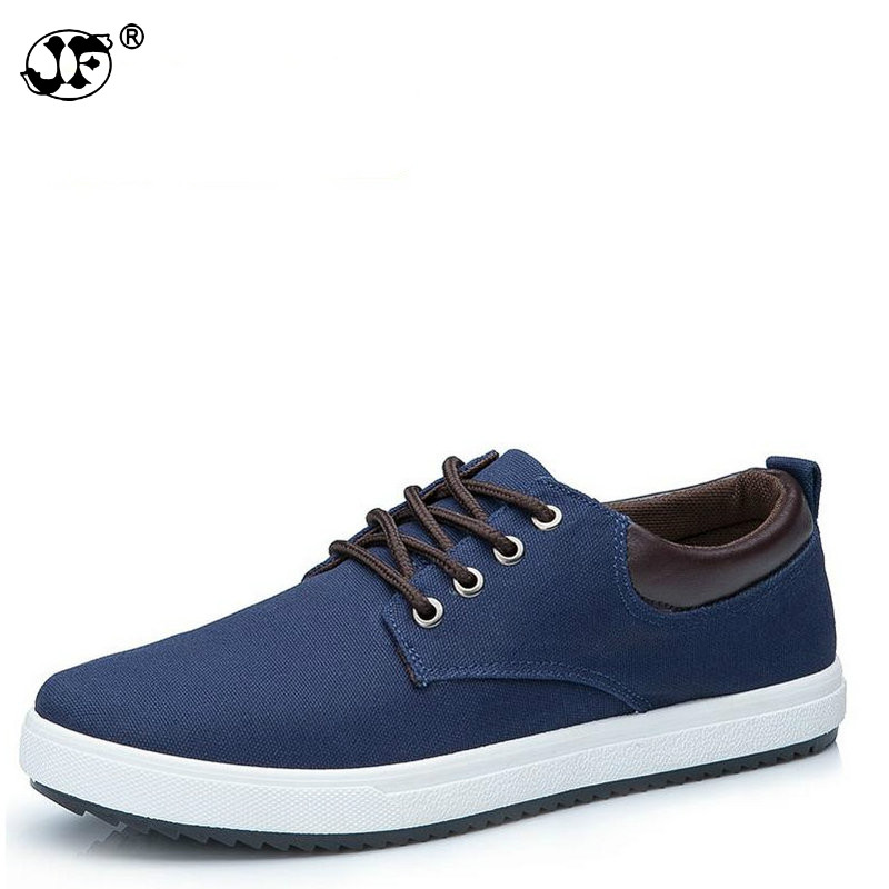 New Arrival Of Spring Summer Comfortable Casual Shoes Canvas Shoes Men Men's Lace Up The Fashion Brand Flats Shoe