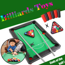 Tafeltennis Desktop Ball Biljart Home Game Kids Biljart Interactie Bounce Bar Ouder-kind Educatief Speelgoed(China)