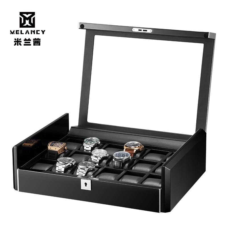 Jewelry Watch Box Elegant Wrist Watch Present Gift Box Case Display Storage Organizer Watch Gift Box Wholesale Dropshipping