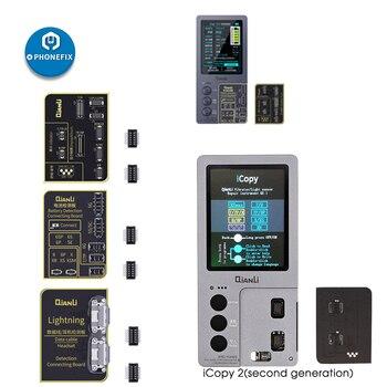 Программатор Qianli iCopy Plus для iPhone 7/8/8P/X/XR/XS/XSMAX/11 Pro Max с ЖК-дисплеем/вибратором
