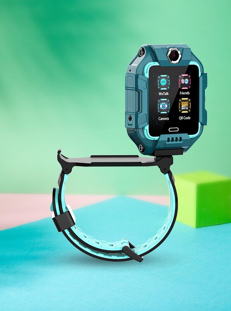 Bakeey y99a 4g relógio inteligente crianças 4g