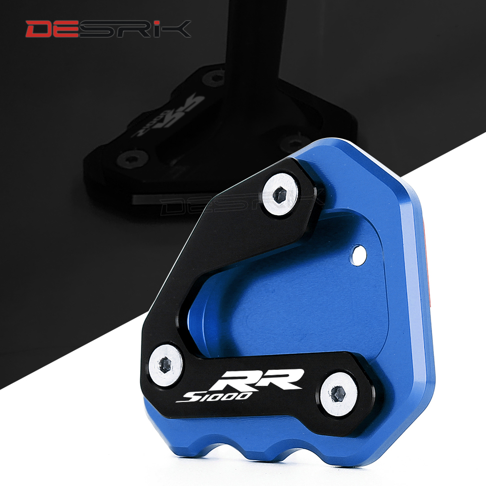 Picks Items Motorcycle Kickstand Side Stand Enlarge Extension For <font><b>BMW</b></font> S1000RR <font><b>S</b></font> <font><b>1000</b></font> <font><b>RR</b></font> 2009-2017 Motorcycle <font><b>Accessories</b></font> image