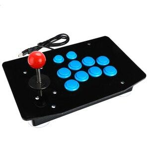Image 5 - Nouvelle Arcade USB Bâton de Combat Joystick Manette De Jeu Manette de Jeu Vidéo Pour PC DE BUREAU Ordinateurs