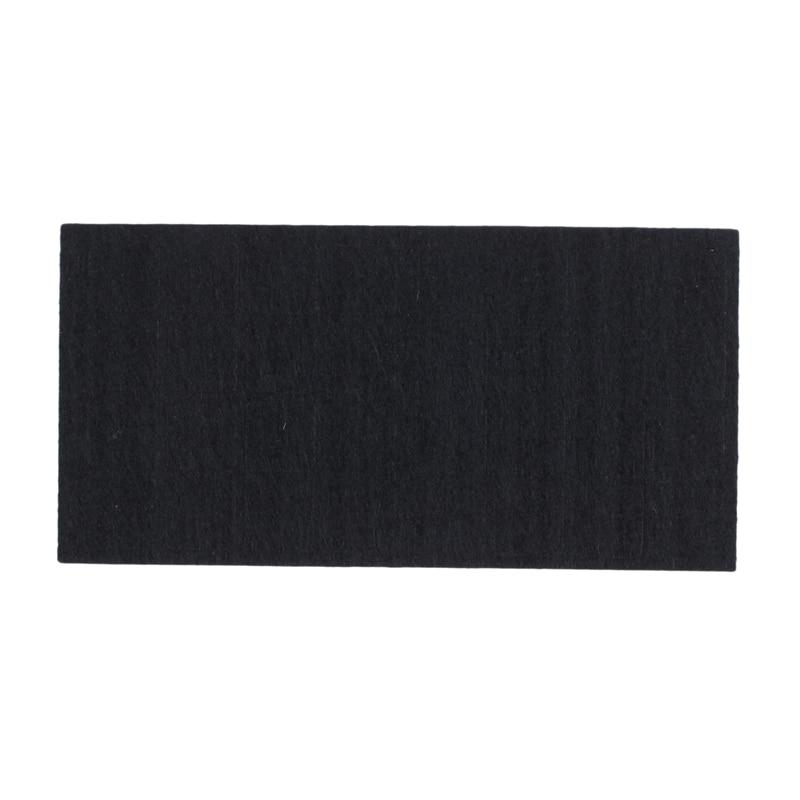 New-Self Adhesive Floor Protectors Furniture Felt Square Pads 32pcs