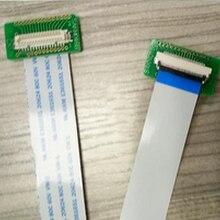 Para f098 mitsubishi display cabo 31 p novo original para dun22 e60 e70 m64 conexão do sistema
