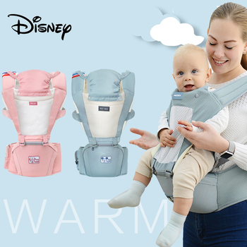 Disney Baby Carrier Ergonomic Breathable 20kg Infant Comfortable Sling Backpack Pouch Wrap Carriers 0-36 Months Baby Sling New breathable adjustable baby carriers ergonomic toddler backpack baby wrap backpack portable backpacks baby sling