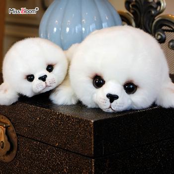Dropshipping miękkie śliczne uszczelki pluszowe zabawki morze świat zwierząt lew morski pluszowe wypełnione lalki wielkie oczy prezent urodzinowy dla dziecka dla dzieci lalki tanie i dobre opinie CN (pochodzenie) seals W wieku 0-6m 7-12m 13-24m 25-36m 4-6y 7-12y 12 + y Other Lalka pluszowa nano Miękkie i pluszowe