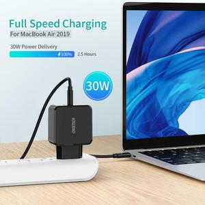 Image 3 - CHOETECH PD Charger 30W USB Type C Fast Charger for iPhone 11 X Xs  Macbook Phone QC3.0 USB C Quick Charge QC PD 3.0 Charger