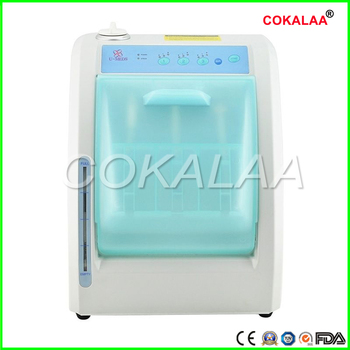 COKALAA Dental high speed and low soeed Handpiece Oiling Cleaning Machine Dental Cleaner Cleaning System Oil Machine