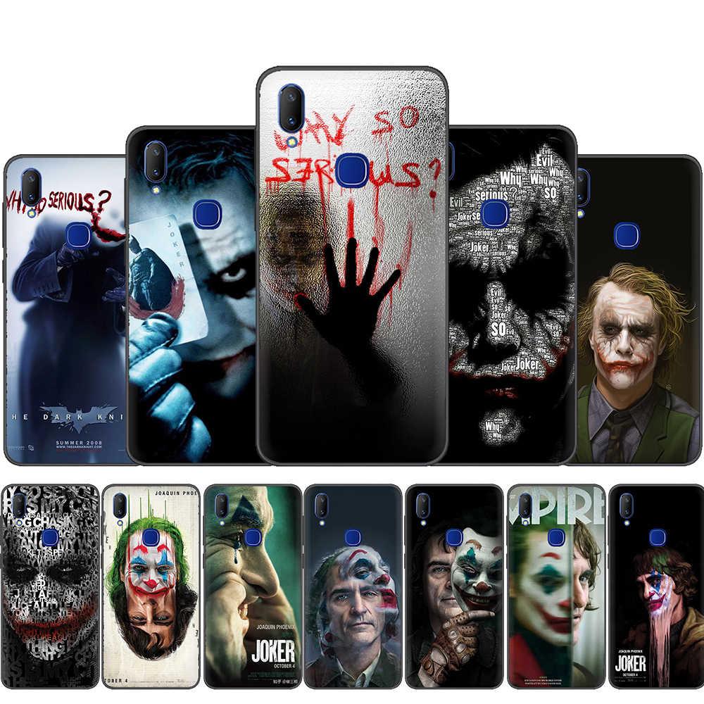 Joker telefon etui na VIVO Y81 V5 V7 V9 V11 V15 Pro Y17 Y69 Y71 Y91 Y93 Y66 X9 Y11 U3 Y5S