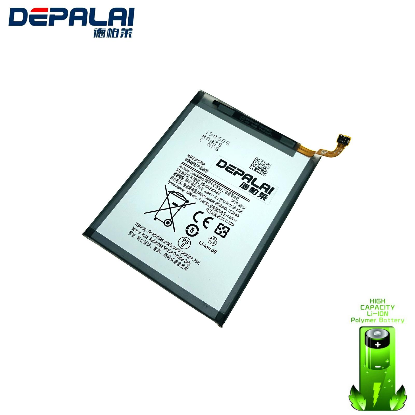 3900mAh EB-BA505ABU EB-BA505ABN Replacement Phone Battery For Samsung Galaxy A50 A505F SM-A505F