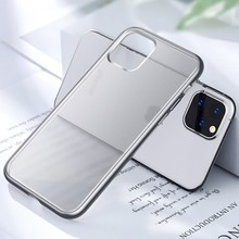 For iPhone 11 / iPhone 11 Pro / iPhone 11 Pro Max JOYROOM New Beautiful Series Shockproof TPU Plating Protective Case(China)