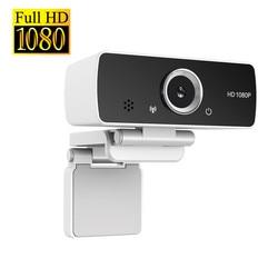 BENTOBEN Full HD 1080P Webcam Camera With Micphone For PC Laptop Tablet USB Auto Focus Web cam Video Recording