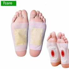 10Pair/Set Ginger Extract Foot Pads Pain Relief Improve Sleep Promote Blood Circulation Foot Care Pads Relieve Stress blessfun new promote blood circulation relaxation health foot care shoes pain relief reflexology foot acupoint slipper massage
