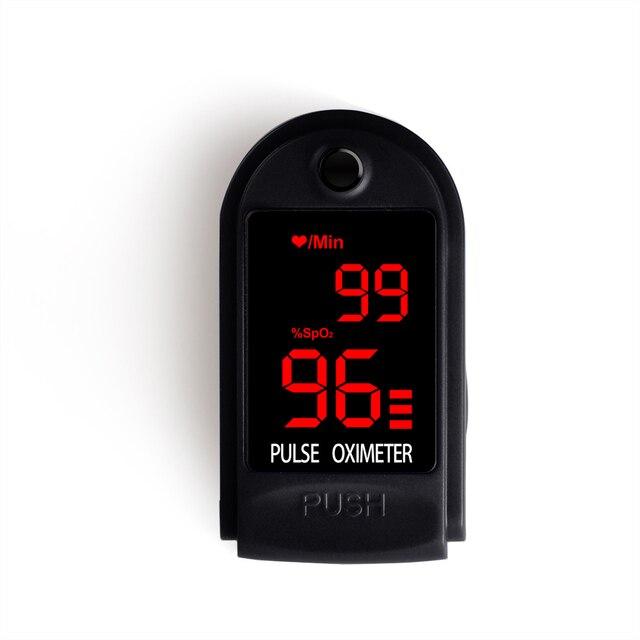 ELERA Oximetro De Dedo Finger Pulse Oximeter Blood Oxygen Saturometro SPO2 PR Oxymeter De Pulso Portable Saturator Pulsioximetro 5