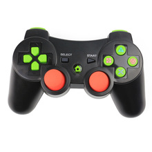 Bluetooth Game Controller with Six Axis and Vibration for PS3 play station 3 Controller Joystick Gamepad d25 стоимость