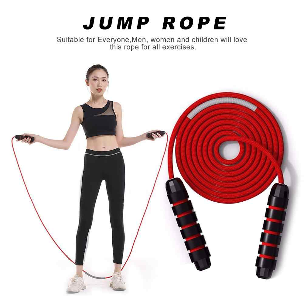 Skipping Jumping Speed Gym Fitness Boxing Rope for all sports for every one
