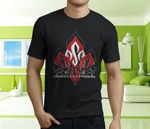 New Cool Georges Rush StPierre UFC Nero degli uomini di T-Shirt Taglia S-3XL(China)