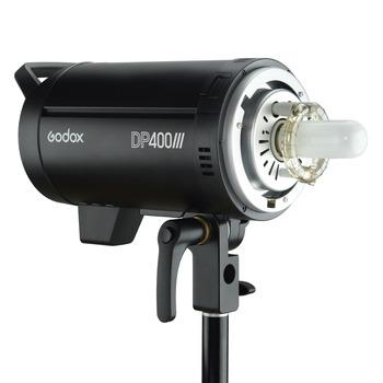 Godox DP400III 400W GN80 2 4G wbudowany System X Studio światło stroboskopowe światło na oświetlenie fotograficzne tanie i dobre opinie CN (pochodzenie) Rohs 5600 k