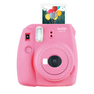 Image 3 - Fujifilm Once Imaging Camera Instax Mini9 Instant Polaroid Free 10 Pcs Photo paper Smart Beauty Gift For Kids