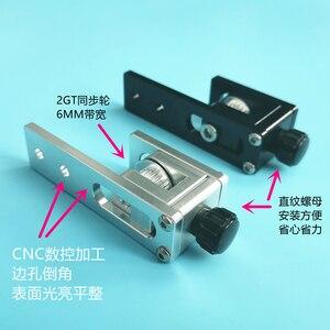 Tronxy X3 Creality CR10 gürtel Begradigen Spanner 3D Zubehör für 2020 Aluminium Profil X-Achse Synchron Gürtel Stretch